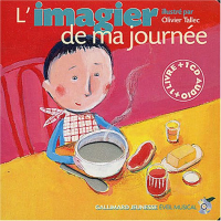L' imagier de ma journee [multimediale]