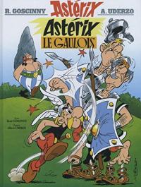 Astérix le Gaulois / texte de René Goscinny ; dessins d'Albert Uderzo