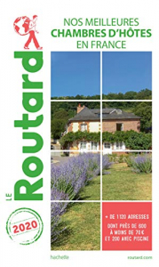 Nos meilleures chambres d'hôtes en France, 2020