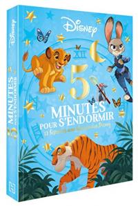 12 histoires avec les animaux Disney