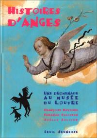 Histoires d'anges : une promenade au musée du Louvre / Françoise Hayward, Faranak Palizban ; maquette et illustrations Joëlle Jolivet
