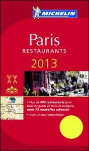 Paris restaurants 2013