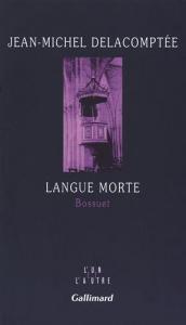 Langue morte