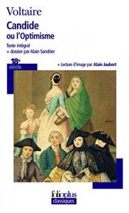 Candide, ou, L'optimisme / Voltaire ; dossier réalisér par Alain Sandrier ; lecture d'image par Alain Jaubert
