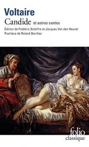 Romans et contes. 2: Candide et autres contes