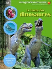 Le temps des dinosaures