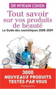 Tout savoir sur vos produits de beaute