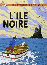 Les aventures de Tintin. L'ile noire / Hergé