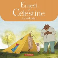 Ernest et Célestine. Le colonie
