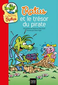 Ratus et le trésor di pirate