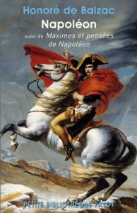Napoléon suivi de Maximes et pensées de Napoléon