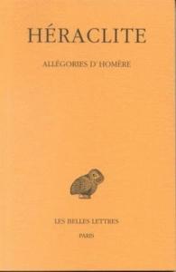 Allégories d'Homère