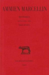 Tome 6: Livres XXIX-XXXI, index général
