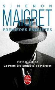 Les premieres enquetes de Maigret