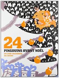 24 pingouins avant Noël