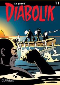 Le grand Diabolik / [d'après la série créée par Angela et Luciana Giussani]. 11