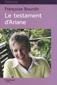 Le testament d'Ariane