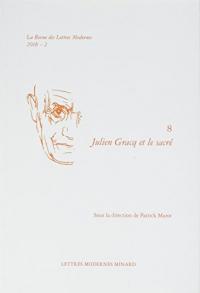 Julien Gracq et le sacré