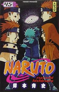 Naruto. 45 / Masashi Kishimoto