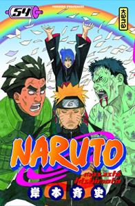 Naruto. 54 / Masashi Kishimoto