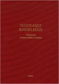 Scholarly knowledge