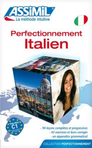 Perfectionnement italien