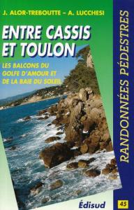 Randonnées pédestres entre Cassis et Toulon