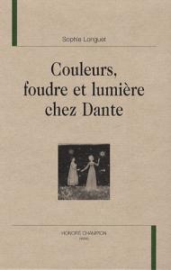 Couleurs, foudre et lumiere chez Dante