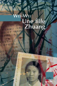 Une fille Zhuang