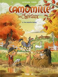 Camomille et les Chevaux. 5, Une superbe balade / dessin: Stefano Turconi ; scénario: Lili Mésange ; couleurs: Hélène Lenoble ...