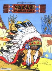 Yakari et Grand Aigle / Derib + Job ; couleurs Derib