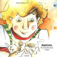 Baptiste, fils d'ostréiculteur à Mèze