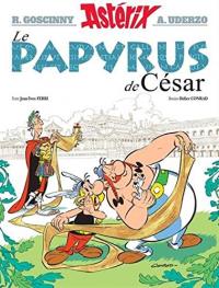 Le papyrus de César / texte Jean-Yves Ferri ; dessins Didier Conrad ; mise en couleur Thierry Mébarki