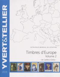 Europe. Volume 2