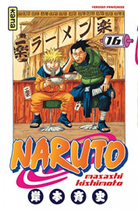 Naruto. 16 / Masashi Kishimoto