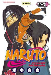 Naruto. 25 / Masashi Kishimoto