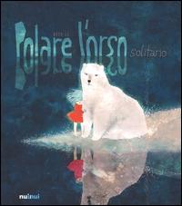 Polare l'orso solitario