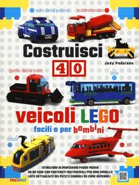 Costruisci 40 veicoli LEGO