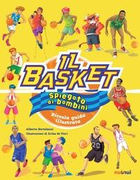 Il basket spiegato ai bambini