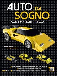 Auto da sogno con i mattoncini Lego