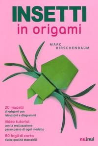 Insetti in origami