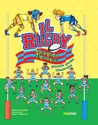 Il rugby spiegato ai bambini