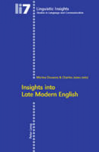 Insights into late Modern English