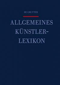 {Saur allgemeines Künstlerlexikon