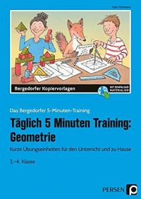 Täglich 5 Minuten Training: Geometrie
