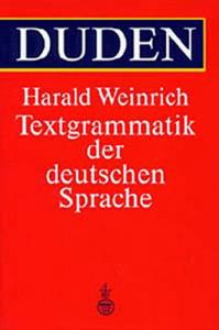 Textgrammatik der deutschen Sprache