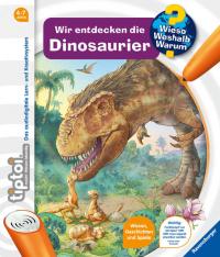Wir entdecken die Dinosaurier