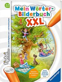 Mein Wörter-Bilderbuch XXL