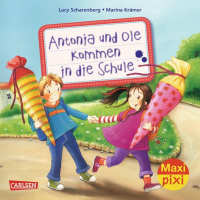 Antonia und Ole kommen in die Schule
