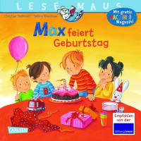 Max feiert Geburtstag